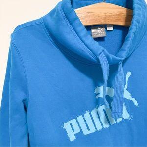 Puma Sweat shirt - blue